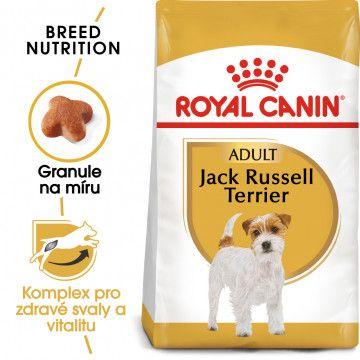 Royal Canin Jack Russell Adult granule pro dospělého jack russell teriéra 0,5kg
