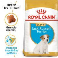 Royal Canin Jack Russell Puppy granule pro štěně jack russell teriéra 1,5kg