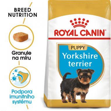 Royal Canin Yorkshire Puppy granule pro štěně jorkšíra 1,5kg