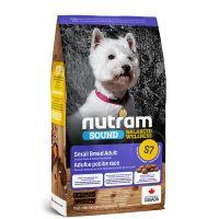 S7 Nutram Sound Adult Dog Small Breed - pro dospělé psy malých plemen 2kg