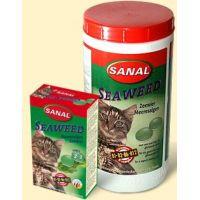 Sanal cat SEAWEED 100tbl./60g