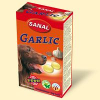 Sanal dog GARLIC 100tbl./100g