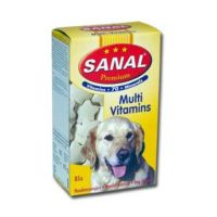 Sanal dog MULTIVITAMINS 85 tablet