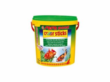 Sera color sticks 10 litrů