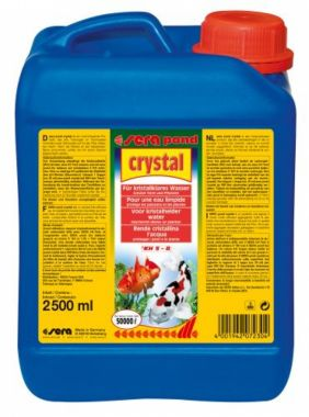 Sera crystal 5000 ml