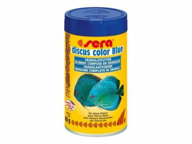 Sera   discus color Blue 100ml 44g