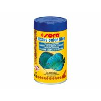 Sera   discus color Blue 250ml 116g