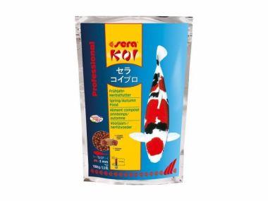 Sera KOI Professional® jarní/podzimní krmivo 1000g