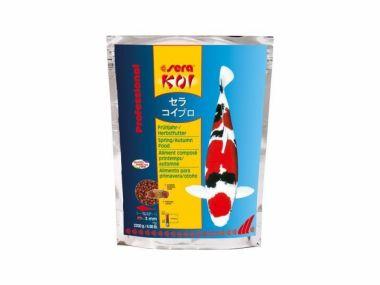 Sera KOI Professional® jarní/podzimní krmivo 2200g