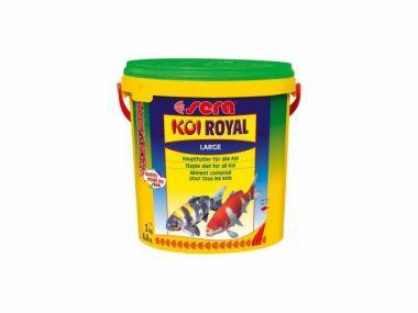 Sera koi royal large 10 litrů