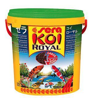 Sera koi royal large 20 litrů
