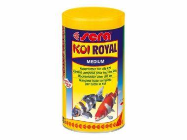 Sera koi royal medium 1 litr