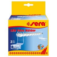 sera LED Tube Holder Clear (držák trubic čirý) 2ks