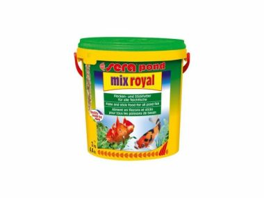 Sera mix royal 10 litrů