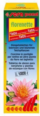 Sera pond florenette Tabs 20 tbl.