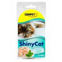 Shiny Cat Kuře a Krevety 2x70g