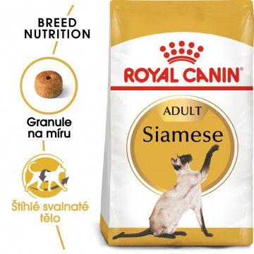 Royal Canin Siamese Adult granule pro siamské kočky 0,4kg