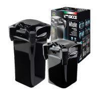 SICCE Vnější filtr Whale 120, černá, 540 l/h, pro akvária o objemu 40-120 l