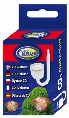 Skleněný difuzor CO2  20 mm