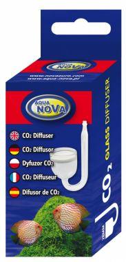 Skleněný difuzor CO2  28 mm