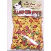 SUPERPET Rozkvetlá louka - směs pro hlodavce   (90g)