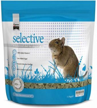Supreme Science®Selective Degu - osmák 1,5 kg