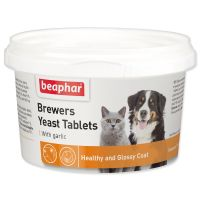 Tablety BEAPHAR Brewers Yeast Tabs (250ks)