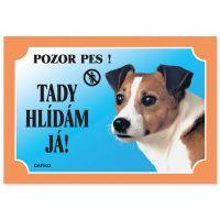 Tabulka jack russel terier
