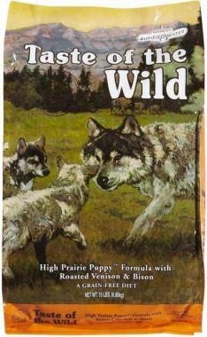 TASTE of the WILD High Prairie Puppy 2x 13 kg