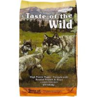 TASTE of the WILD Puppy High Prairie 6 kg
