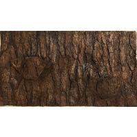 Terarijní pozadí Akvamex style Kůra B hnědá 78.5 x 43 cm s kapsami
