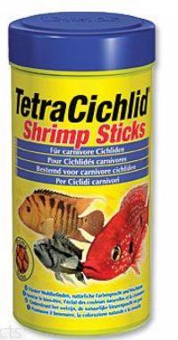 Tetra Cichlid Shrimp Sticks   (250ml)