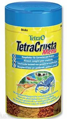 Tetra Crusta Menu   (100ml)