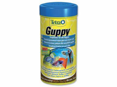 Tetra Guppy Food   (250ml)