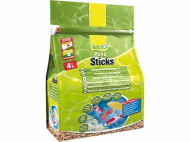 Tetra Pond Sticks   (4litr)