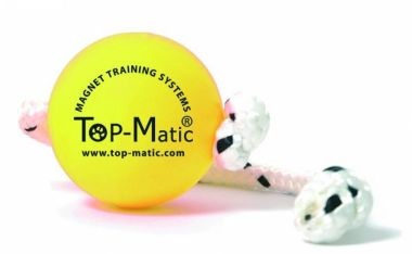 Top Matic FunnBall   mini soft žlutý