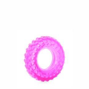 TPR – růžová pneumatika, odolná (gumová) hračka z termoplastické pryže