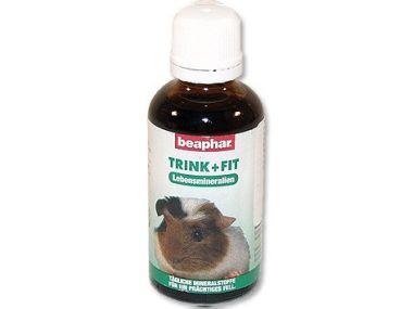 Trink + Fit vitamíny pro hlodavce   (50ml)