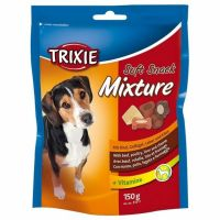 Trixie dog pochoutka Soft Snack MIXTURE 150g