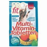 Trixie multivitam.tablety CAT 50g/50tabl.