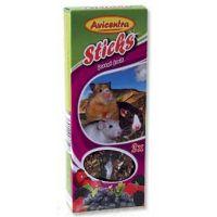 Tyčinky pro malé hlodavce s lesním ovocem (2ks)