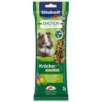 Tyčinky VITAKRAFT Emotion kracker morče herbal (112g)