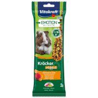 Tyčinky VITAKRAFT Emotion kracker morče veggie (112g)