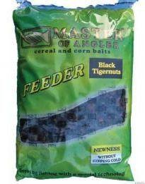 Tygří ořech černý Black Tigernuts - 1 kg