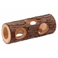 Úkryt SMALL ANIMAL Kmen stromu dřevěný 5 x 15 cm (1ks)