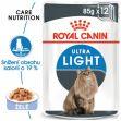Royal Canin Ultra Light Jelly kapsička pro kočky s nadváhou v želé 12x