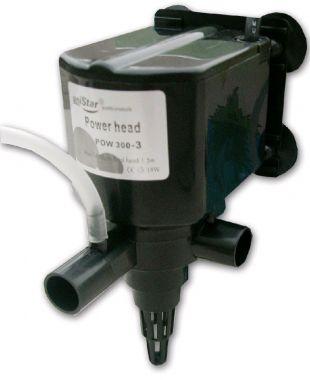 UniStar - přivzdušňovací hlava POW 300-3