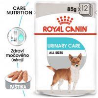 ROYAL CANIN Urinary Care Dog Loaf kapsička s paštikou pro psy s ledvinovými problémy 12x