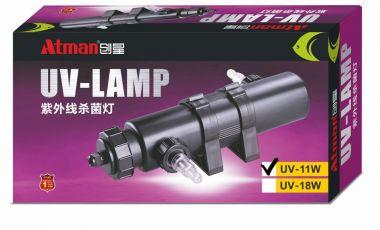 UV lampa Atman 11W