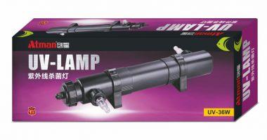 UV lampa Atman 36W